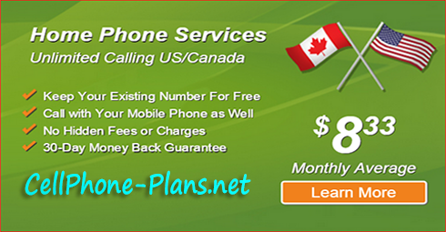 Home Phone Service